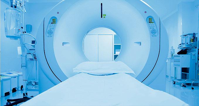 Magnetic Resonance Imaging Unit - MRI
